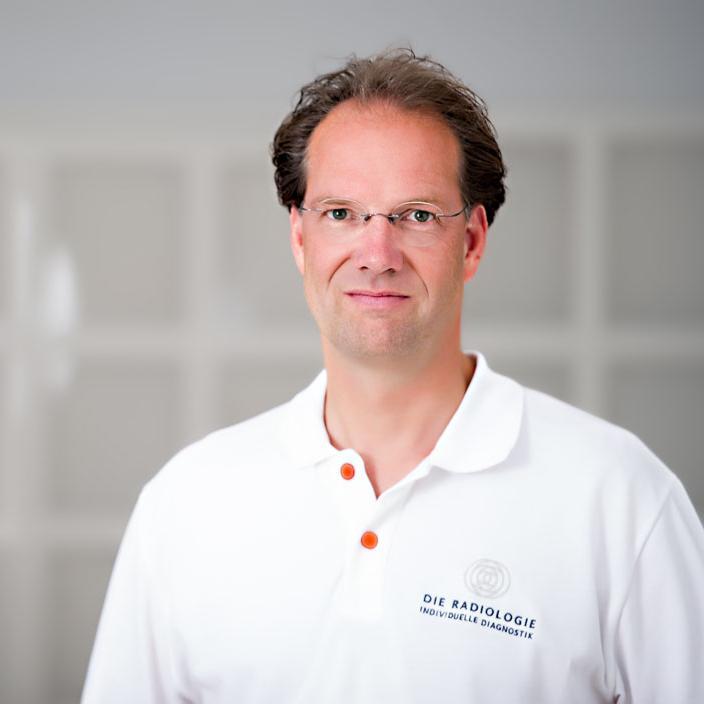 Dr. med. Johannes Stieß – DIE RADIOLOGIE München