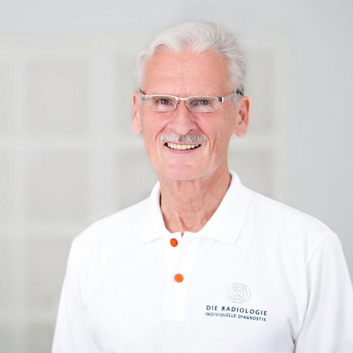 Dr. med. Dr. Ing. Wolfhard Krappel – DIE RADIOLOGIE München